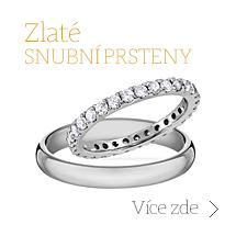 Zlaté Snubní Prsteny Klenota s Diamanty