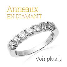 Anneaux en Diamant