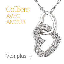Colliers avec amour
