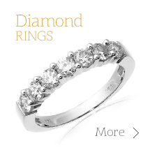 Diamond Rings and Engagement Rings with Diamond or Diamonds in Gold Rings and Silver Rings