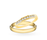 Yellow Gold Wedding Sets