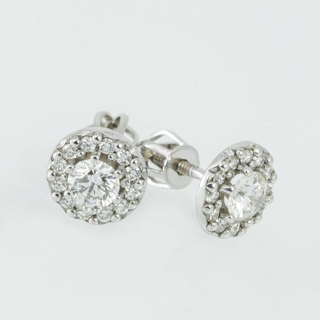 klenota goldohrringe mit diamanten ohrringe diamant schmuck mit liebe gemacht. Black Bedroom Furniture Sets. Home Design Ideas