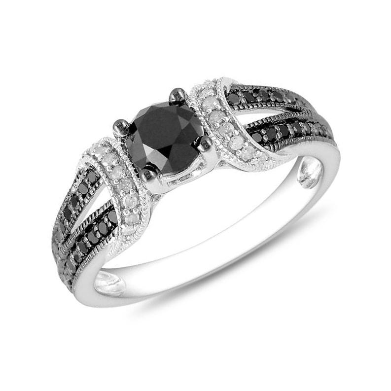 klenota silberring mit diamanten ringe silber schmuck mit liebe gemacht. Black Bedroom Furniture Sets. Home Design Ideas