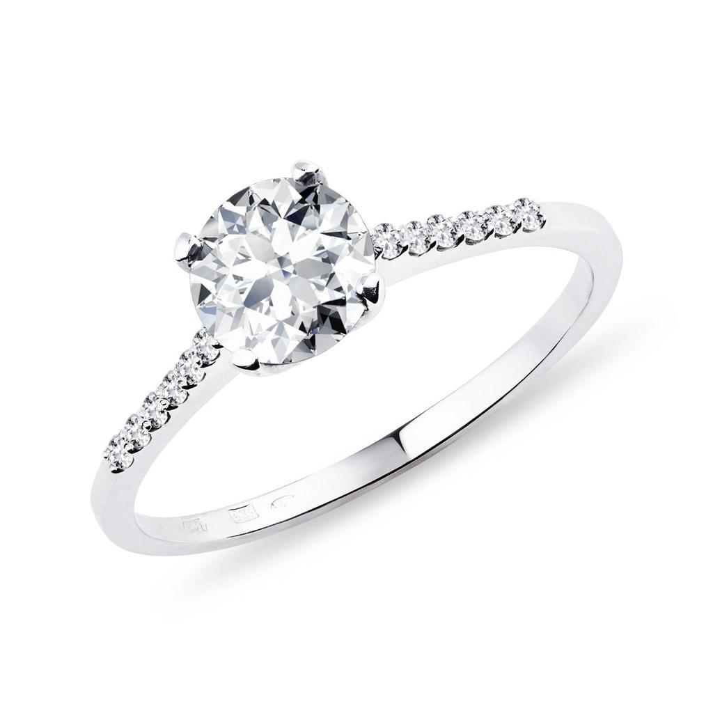 Diamantový zásnubný prsteň  58ddf13c46f