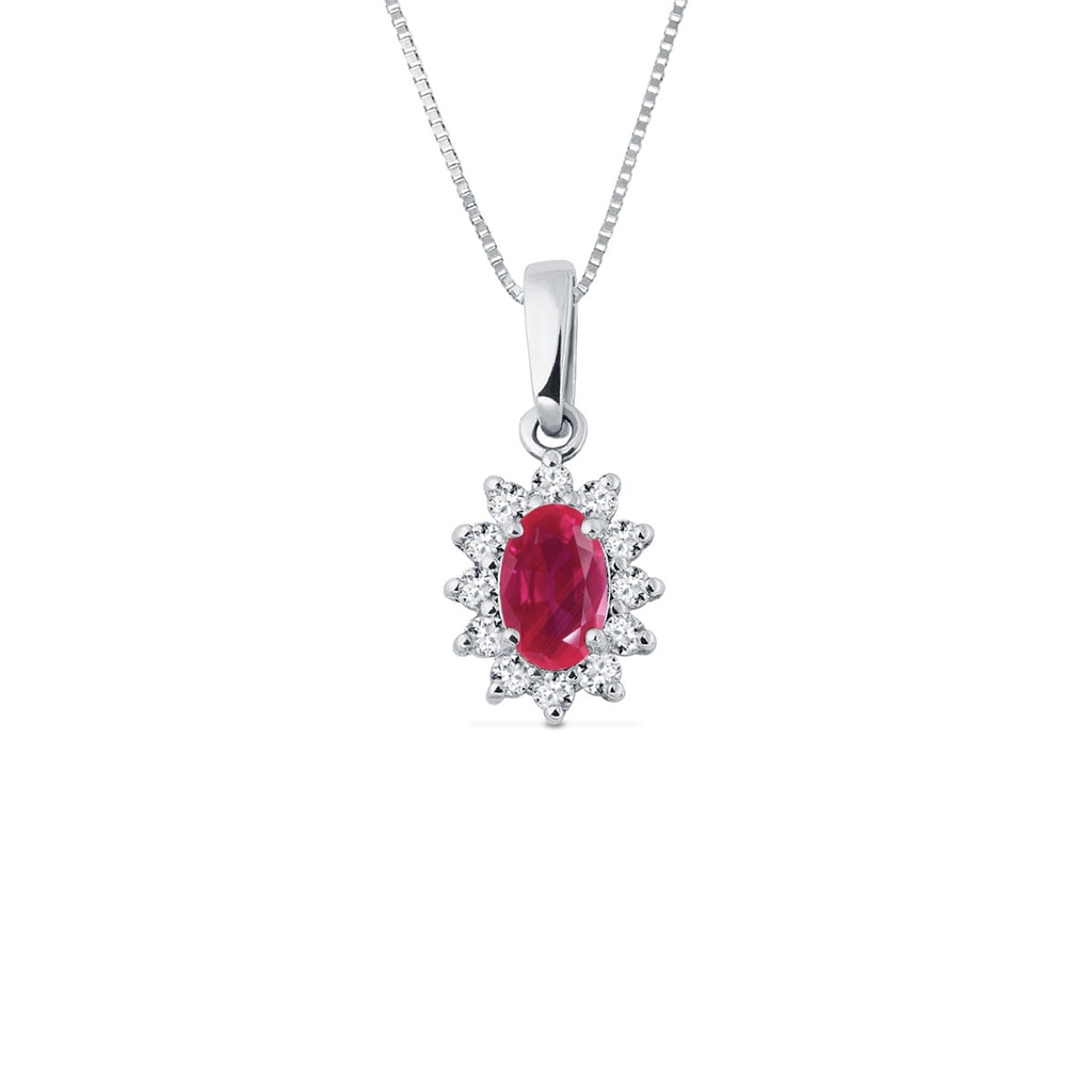 ruby diamond products necklace t meira bezels with designs
