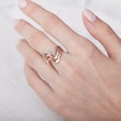 14KT YELLOW GOLD RING - YELLOW GOLD RINGS - RINGS