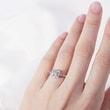 DIAMOND ENGAGEMENT RING - DIAMOND RINGS - RINGS