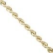 CHAIN IN 14KT GOLD - GOLD CURB CHAINS - PENDANTS