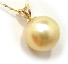 PENDANT WITH PEARL SOUTH PACIFIC - SOUTH PACIFIC PEARLS - PEARLS