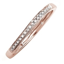 RING WITH DIAMONDS - DIAMOND RINGS - RINGS