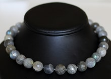 Necklace made of labradorite - Jewellery Sale