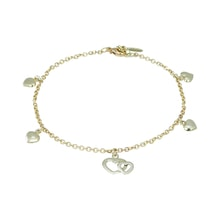 Bracelet of yellow gold - Women's Bracelets