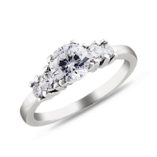Exclusive diamond engagement ring - Engagement Diamond Rings
