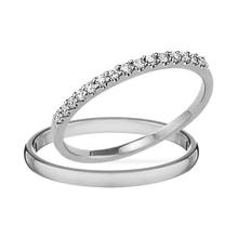 Wedding ring with diamonds - Diamond Wedding Rings