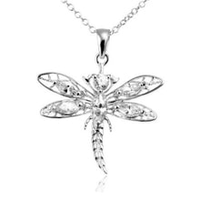 "Sterling silver pendant ""Dragonfly"" - Jewellery Sale"