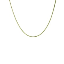 Chain 14K Yellow Gold - Gold Curb Chains