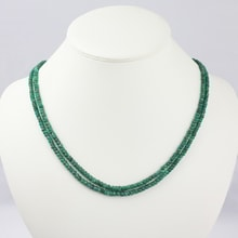 Emerald Necklace - Jewellery Sale