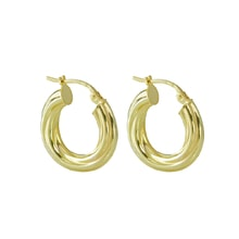 EARRINGS MADE OF 14K GOLD - GOLD EARRINGS - EARRINGS