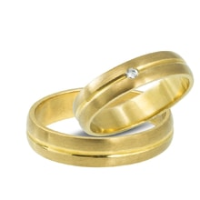 Gold wedding rings - Gold wedding rings