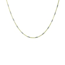 Chain of 14K gold - Gold Curb Chains