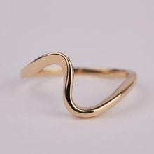 14kt yellow gold ring - Yellow Gold Rings