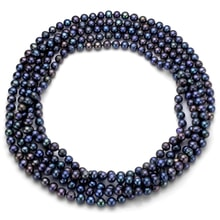 ENDLESS PEARL NECKLACE - PEARL NECKLACE - PEARLS