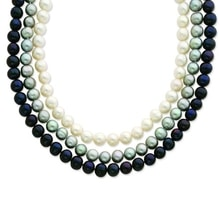 PEARL NECKLACE - PEARL NECKLACE - PEARLS