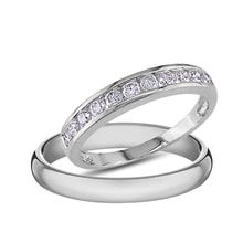 DIAMOND ENGAGEMENT RINGS - DIAMOND WEDDING RINGS - WEDDING RINGS