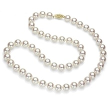 Akoya Pearl Necklace - Pearl Necklaces