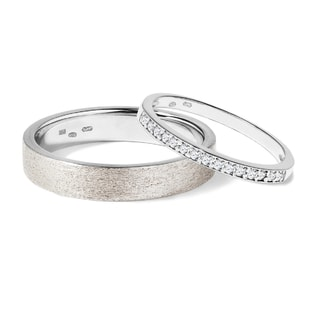 DIAMOND WEDDING RING IN GOLD - DIAMOND WEDDING RINGS - WEDDING RINGS