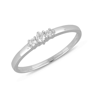 GOLD ENGAGEMENT RING - SILVER ENGAGEMENT RINGS - ENGAGEMENT RINGS