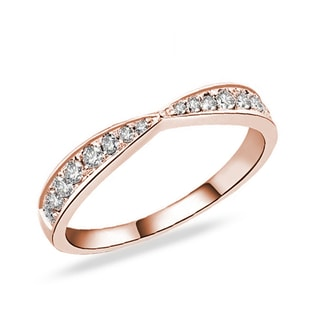 WEDDING DIAMOND RING - RINGS FOR HER - WEDDING RINGS