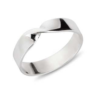WEDDING RINGS IN STERLING SILVER - STERLING SILVER RINGS - RINGS