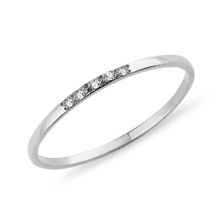 DIAMOND RING - RINGS FOR HER - WEDDING RINGS
