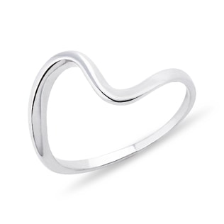 14KT WHITE GOLD RING - WHITE GOLD RINGS - RINGS