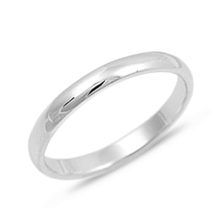 MEN'S WEDDING BAND IN 14KT GOLD - RINGS FOR HIM - WEDDING RINGS