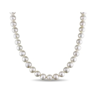 FRESHWATER PEARL NECKLACE - PEARL NECKLACES - PEARL JEWELLERY