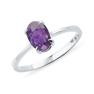 AMETHYST RING - GEMSTONE RINGS - RINGS