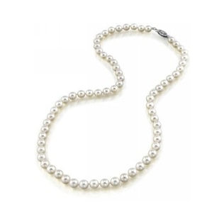 PEARL NECKLACE - PEARL NECKLACES - PEARL JEWELLERY