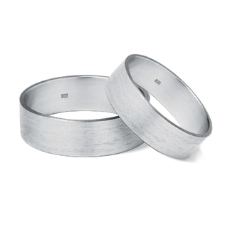 WEDDING RINGS IN WHITE GOLD - WHITE GOLD WEDDING RINGS - WEDDING RINGS