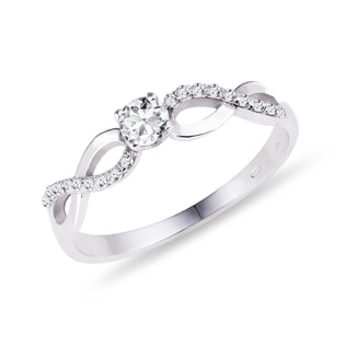 DIAMOND ENGAGEMENT RING - ENGAGEMENT DIAMOND RINGS - ENGAGEMENT RINGS
