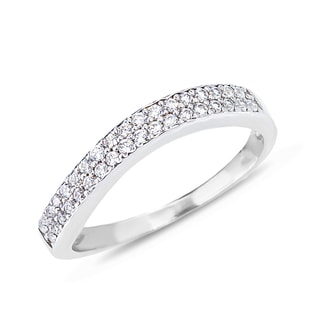 DIAMOND RING IN 14KT GOLD - DIAMOND RINGS - RINGS