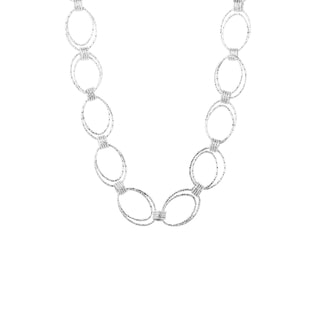 STERLING SILVER NECKLACE - STERLING SILVER FINE JEWELLERY - FINE JEWELLERY