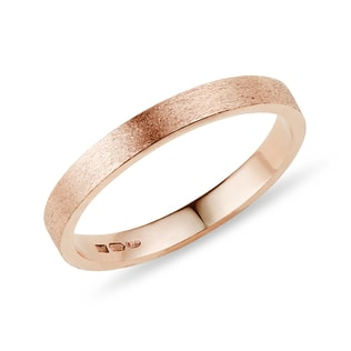 ROSE GOLD RING - RINGS FOR HER - WEDDING RINGS