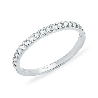 DIAMOND WEDDING RING - RINGS FOR HER - WEDDING RINGS