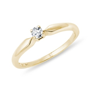 DIAMOND ENGAGEMENT RING - SOLITAIRE ENGAGEMENT RINGS - ENGAGEMENT RINGS