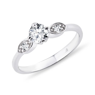 GOLD DIAMOND RING - ENGAGEMENT DIAMOND RINGS - ENGAGEMENT RINGS
