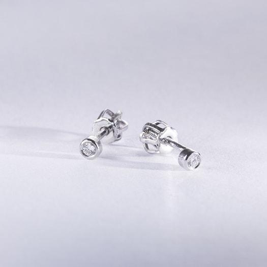klenota ohrringe mit diamanten ohrstecker diamant schmuck mit liebe gemacht. Black Bedroom Furniture Sets. Home Design Ideas