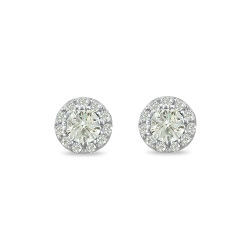 Diamond earrings 0.25ct - Diamond earrings