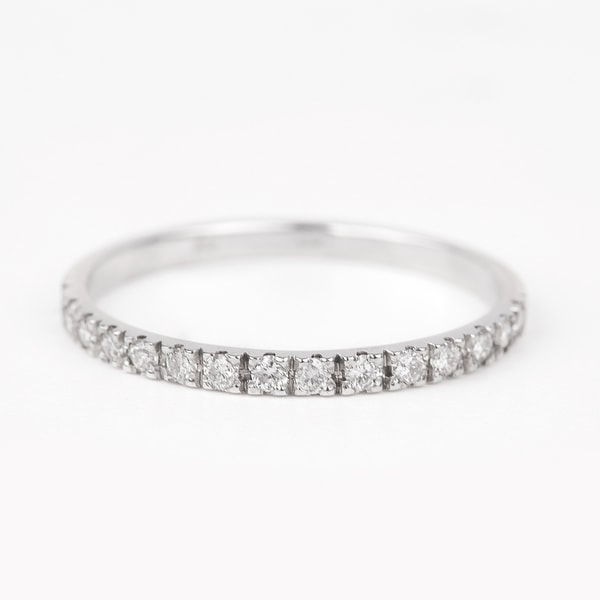 Gold diamond ring - Diamond rings
